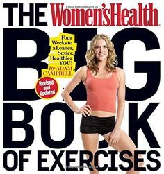 The Big Book of Exercises by Women's Health (paperback)