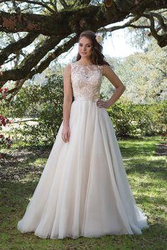 Sweetheart Wedding Dress SS2017 6165