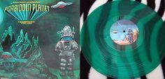 Forbidden Planet (soundtrack), Louis and Bebe Barron