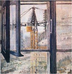 Юрий Пименов, «Окно».