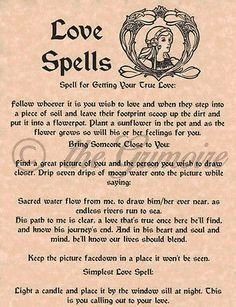 Love Spells Book of Shadows Page, Wicca, Witchcraft, like Charmed, BOS Real Magic Spells, Magic Spell Book, Witchcraft Spells For Beginners, Witch Spell Book, Witchcraft Spell Books, Wicca Witchcraft, White Magic Spells, Wiccan Magic, Magick Spells
