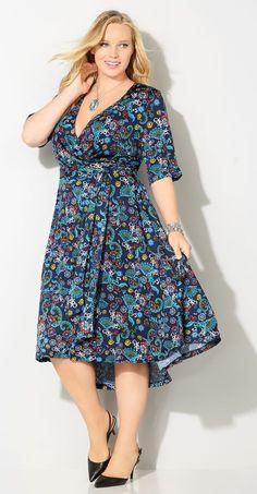 48 Best plus size summer dresses images | Plus size outfits ...