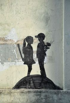 Banksy's Graffiti #4: Little Hope | Vostok-Zapad