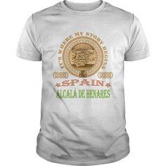 Awesome Tee  Alcala de Henares-Spain T shirts