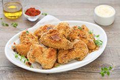 Ali di pollo al forno ricetta