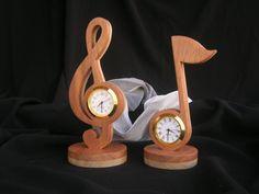 Relojes musicales