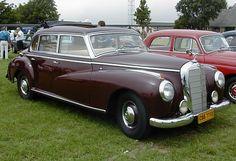 1953 Mercedes Benz 300 Adenauer