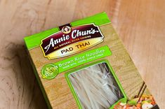 New from Annie Chuns: Brown Rice Noodles
