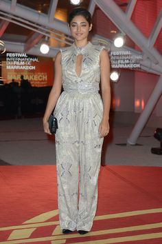 Golshifteh Farahani - Marrakech International Film Festival - 'A Thousand Times Good Night' Red Carpet Photocall
