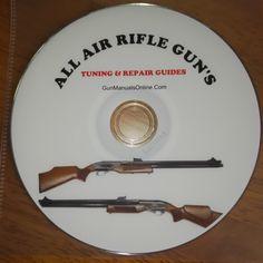 AirGun Tuning Repair Maintenance Air Rifle BB Guns Pellet Guns Pistols Rifles Gun Onwers Manuals Online #airrifle #airgun - Airgun Air Rifle Gun Owners Manuals BB Guns & Pellet Guns Pistols, Rifles