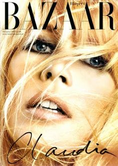 Claudia Schiffer - Harper's Bazaar UK, November 2009 Michelangelo di Battista #covers