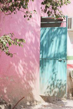 Sayulita, Mexico. Colorful Travel.
