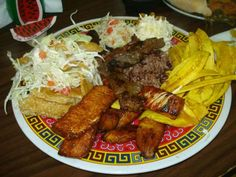 Carne Asada Variado - Nicaragua