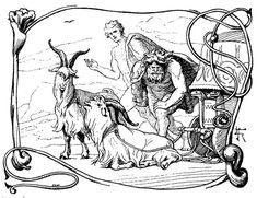 Illustrations by Lorenz Frølich 1895