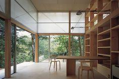 Weekend House by Kazunari Sakamoto