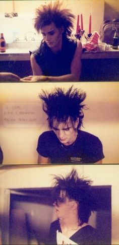 Skinny Puppy was so goth (picture taken in Urban Tribes, 80s Goth, Skinny Puppy, Goth Bands, Musical Composition, Young Lad, Siouxsie & The Banshees, Heavy Metal Music, Gothic Rock