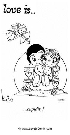 20/30 - Love Is... cupidity!