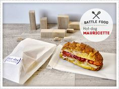 Battle Food #11 - Street Food - Mauricette