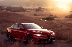 2017 Alfa Romeo Giulia Quadrifoglio . With 510 HP one of the fastest sedans now. Italy had make a good job. This gonna be the monster from Italy now!