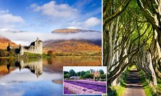 You'll be in awe when you see this loch and the 19 other stunning wonders of nature from