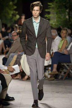 HERMÈS Spring 2016 Menswear