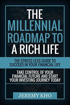 The Millennial Roadmap to a Rich Life. A proven & stress less money management system. Includes tools to aid in your financial journey. Electronic Books, Stress Less, Rich Life, To Infinity And Beyond, Book Nerd, Nonfiction Books, Money Management, Great Books, Book Lovers