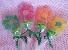 Flores de chuches