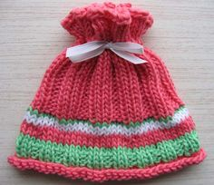 CORAL REEF BABY HAT..coral & sea foam green are our nursery colors!!!