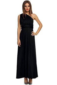 89bb16916476a ACEVOG Womens Long Prom Dresses 2015 Chiffon Formal Evening Gown     Click  for Special Deals