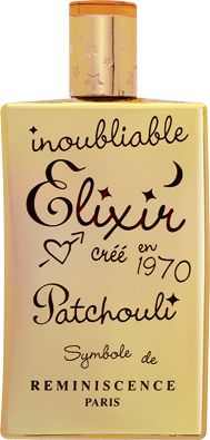 Reminiscence Inoubliable Elixir Patchouli Perfume Oils, Perfume Bottles, Cosmetics & Fragrance, Smell Good, Flask, Creme, Story Tale, My Favorite Things, Personality