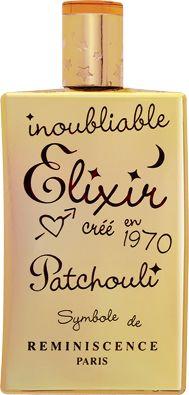 Reminiscence Inoubliable Elixir Patchouli