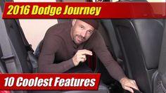 10 Coolest Features: 2016 Dodge Journey - TestDriven.TV
