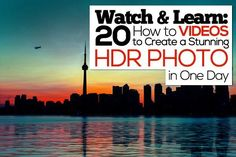 This post covers 20 extremely easy HDR video tutorials that are based on photographers experience from all over the world. Some of them may look too colorful or surreal, fake or magic – but they're no Photography