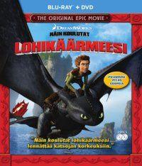 Näin koulutat lohikäärmeesi (Blu-ray) 6,95€