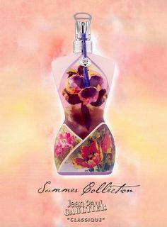 Jean Paul Gaultier Summer Jean Paul Gaultier parfum - parfum non versez Les Femmes 1997