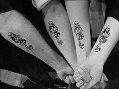 tatuagens harry potter - Pesquisa Google