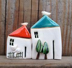 ceramic little home