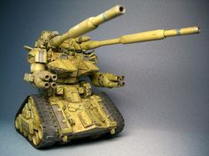 [HGUC Guntank]: 1/144 RX-75E Custom Build by NRI. Photoreview Big Size Images, Info
