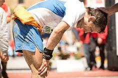 La deshidratación, un riesgo del deportista.
