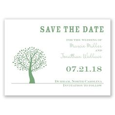 Harmony - Coral Reef - Save the Date