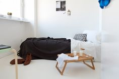 A lovely minimalist apartment in Berlin