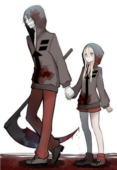 satsuriku no tenshi and angel of slaughter Bild