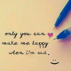 Only You Can Make Me Happy Whatsapp Dp Profile Picture Bit