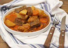 Chilean Beef Stew - Estofado