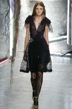 See the complete Rodarte Spring 2016 Ready-to-Wear collection.