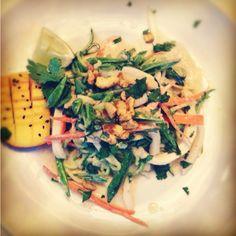 Coconut Pad Thai #vegan #raw