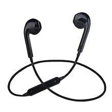 2018 New Bluetooth Music Headphones IPX7 Waterproof Wireless Earphones  Sports Bass Earphone With Mic For Phone IPhone Xiaomi S6 ad46942e86