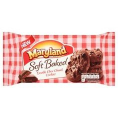 Now 25p down from £1.50 Maryland Soft Baked Double Choc Chunk Cookies - Also caramel - Instore Only @ Asda - Hot UK Deals - http://uhotdeals.co.uk/5593-now-25p-down-from-1-50-maryland-soft-baked-double-choc-chunk-cookies-also-caramel-instore-only-asda-hot-uk-deals/
