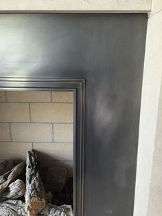 5 Well Tips AND Tricks: Metal Fireplace Cover tall fireplace dream homes.Brick Fireplace Built Ins fireplace ideas mantle. Metal Fireplace, Craftsman Fireplace, Fireplace Cover, Freestanding Fireplace, Limestone Fireplace, Victorian Fireplace, Fireplace Mirror, Small Fireplace, Concrete Fireplace