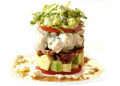 Stack Your Salad (And Other Plating Tips) - Q - Food News